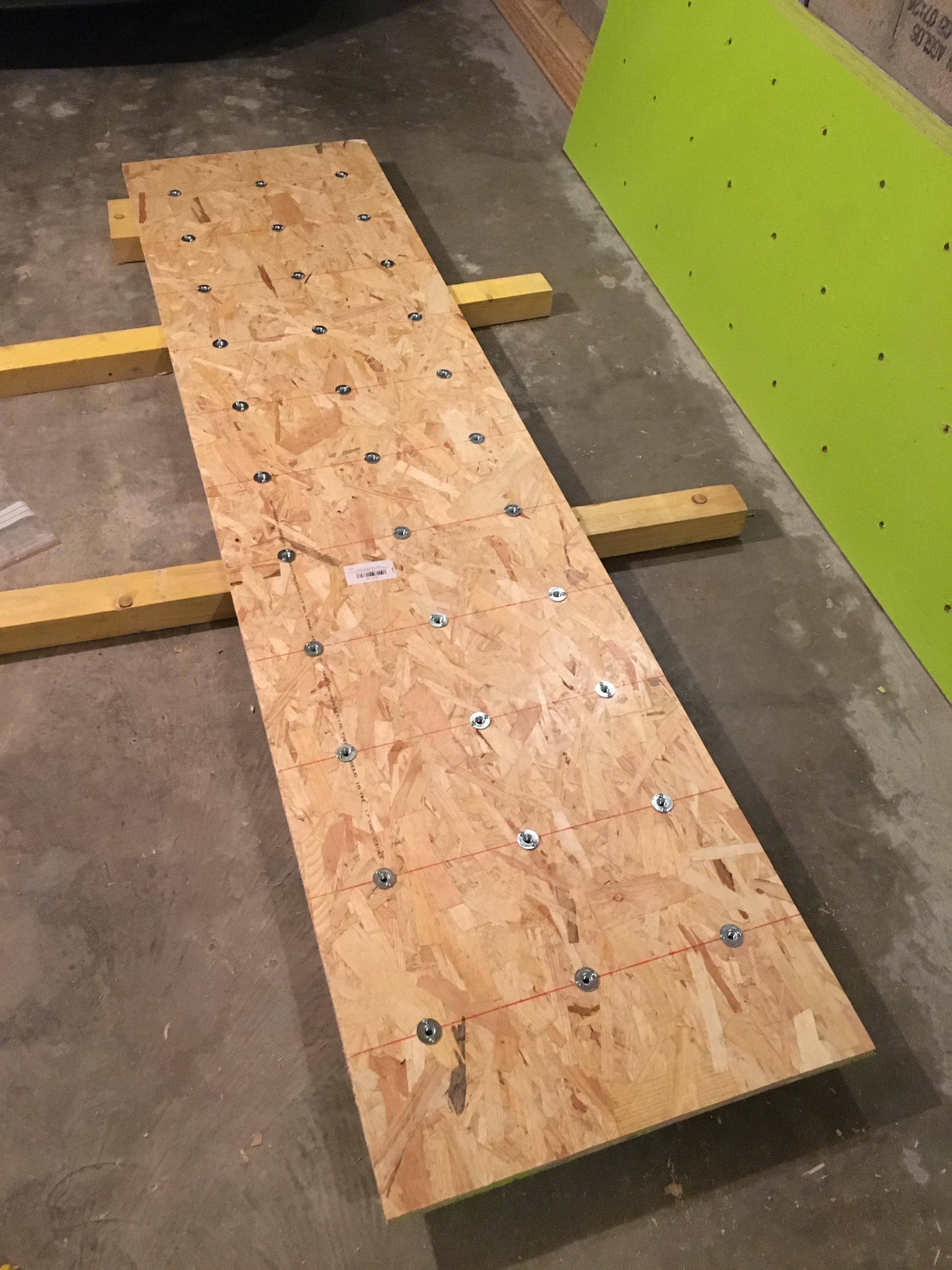 A Moonboard climbing wall in my garage – ratibus\' blog